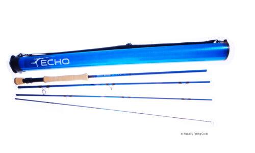 Echo Boost Blue Fly Rod